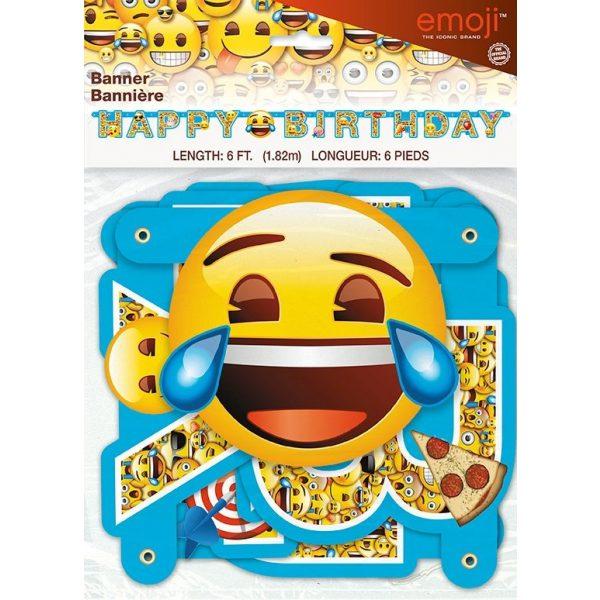 Emoji Happy Birthday Banner-4651