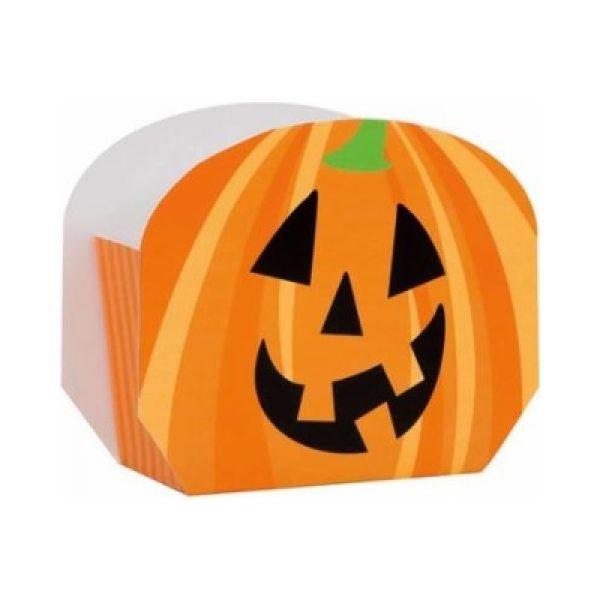 8 Halloween Pumpkin Kürbis Geschenkboxen-0