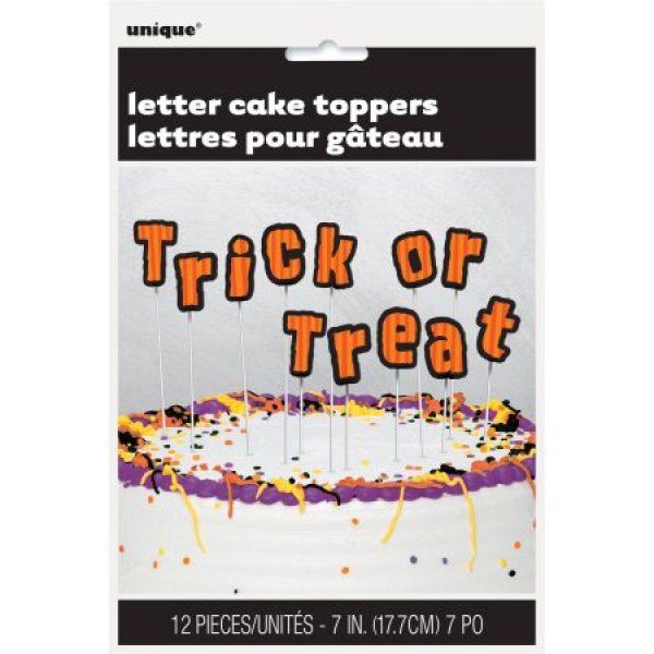 Trick or Treat Tortendeko Halloween Picker-4828