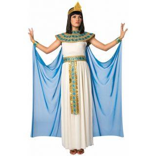 Cleopatra Kostüm Ägyptische Pharoah Damen M-0
