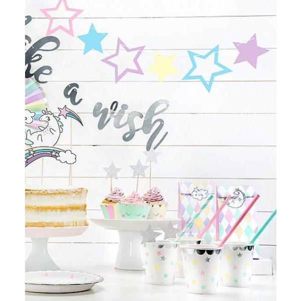 Pastel Sterne Girlande-5289