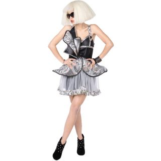 Popstar Disco Kostüm -0