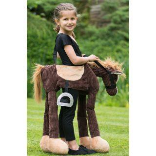 """Pony Kostüm zum Reiten """"Ride-On Pony"""" für Kinder-0"""