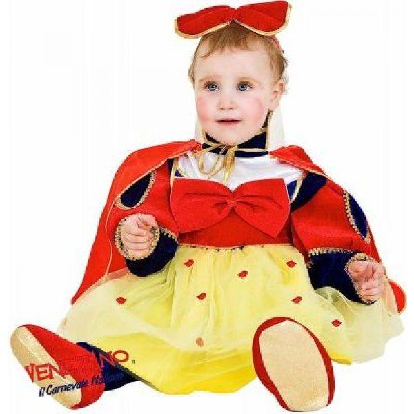 Deluxe Kleine Schnee Prinzessin Kleinkind bis 3 Jahre-0