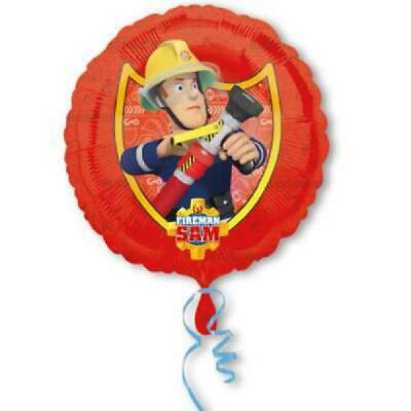 Feuerwehrmann Sam Folienballon 43 cm-0