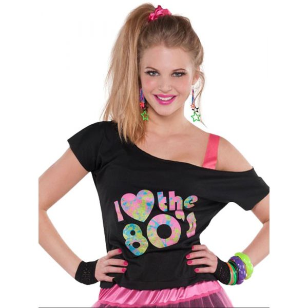 I love the 80s T-shirt Small-0