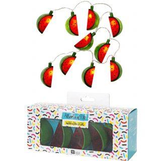 Wassermelone Lichterkette -0