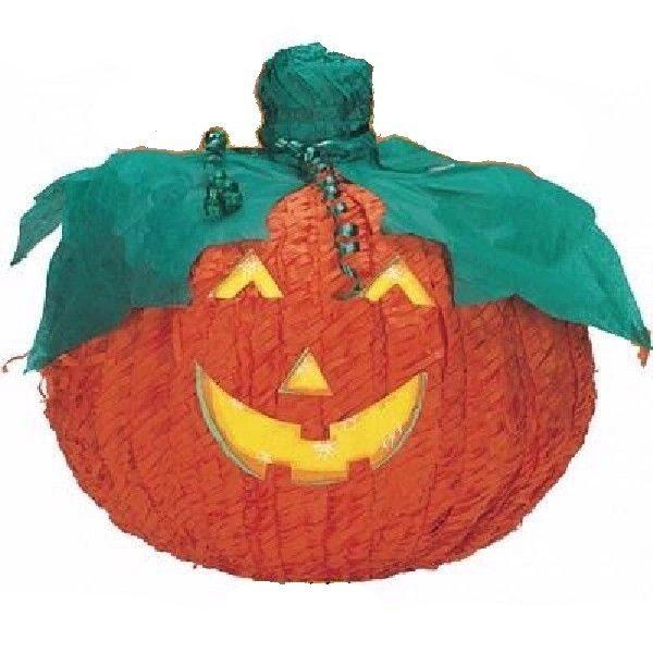 Halloween Kürbis Pinata-0