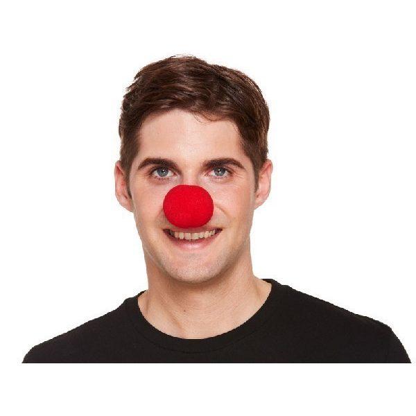 Rote Nase Doktor Clown -0