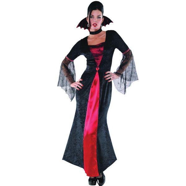 Vampir Kostüm Gr. M-0