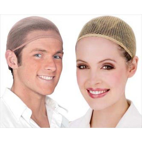 Perückekappe Haarnetz-0