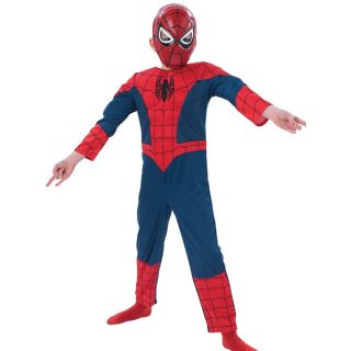 Ultimate Spiderman Kostüm Kinder Medium 5-6 Jahre-0