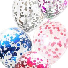 Konfetti Helium-Ballonstrauß Bestellen Nur Abholung -0