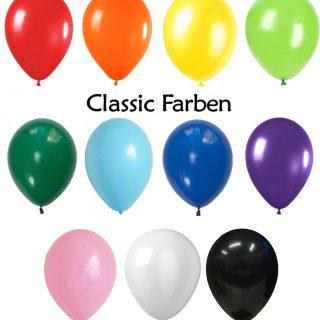 Classic Helium-Ballonstrauß Bestellen Nur Abholung-0