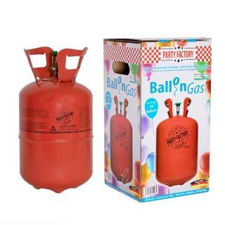 Helium Einweg-Flasche 30-0