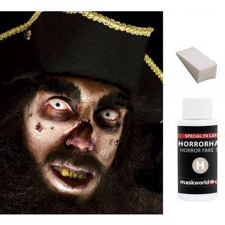 Horror Haut Flüssig Latex Schminke 30 ml-0