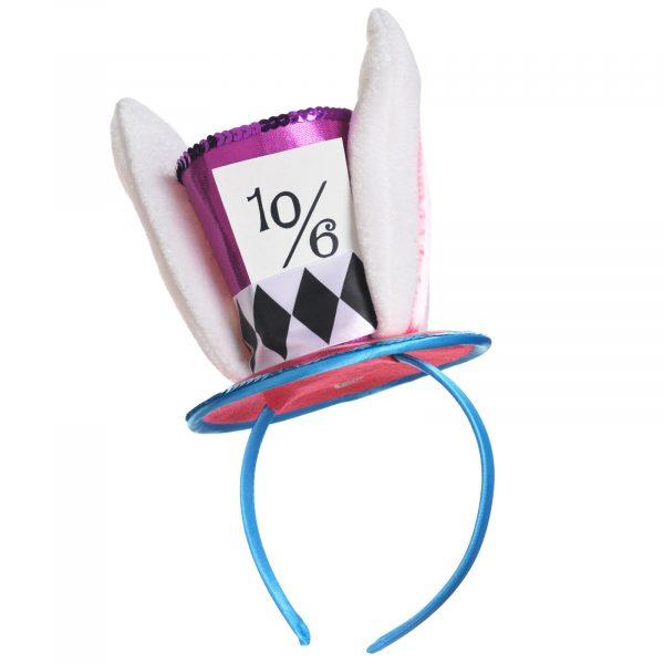 Mad Hatter Kopfband Alice in Wunderland Haarschmuck-0