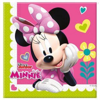 20 Minnie Maus Servietten-0