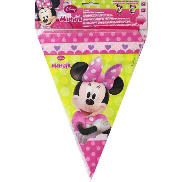 Minnie Maus Wimpelkette 230 cm-0