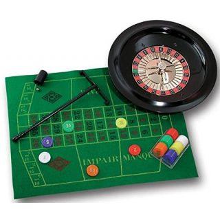 Casino Roulette Set -0