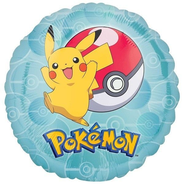 Pokemon Folienballon 45 cm-0
