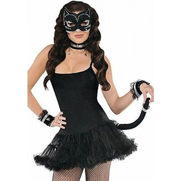 Katze Kostümset 5 tlg-0