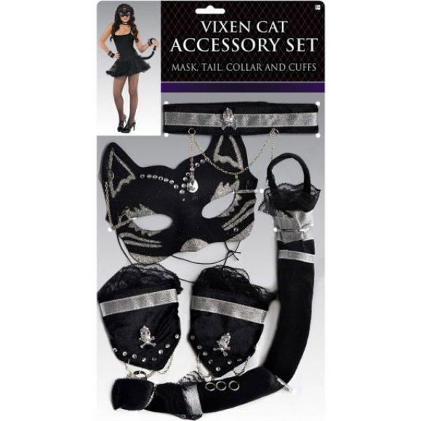 Katze Kostümset 5 tlg-7432