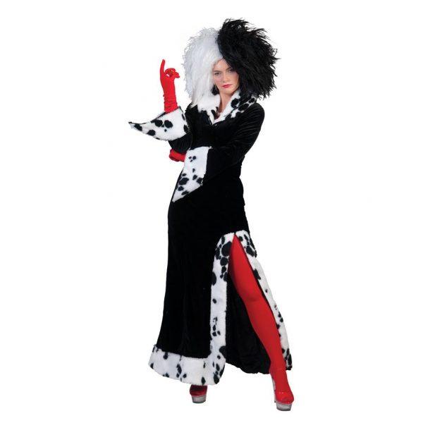 Cruel Lady Kostüm Kleid Damen Medium 40/42-7520