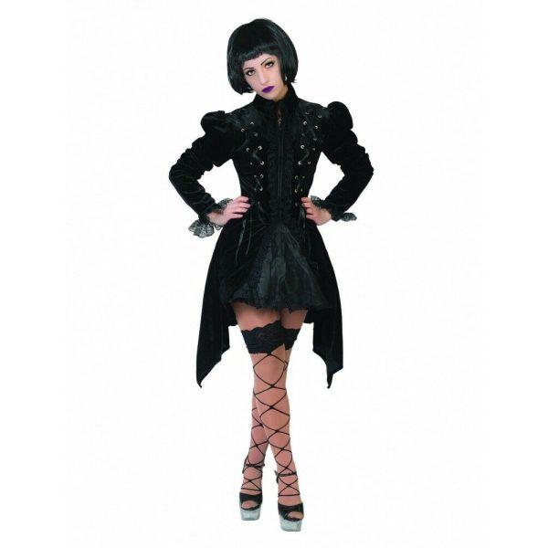 Gothic Jacket Vampirjacke Damen 44/46 -0