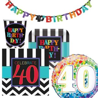Celebrate 40