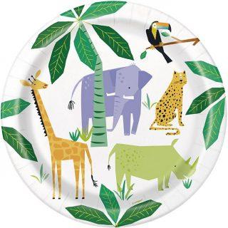 Dschungel Safari